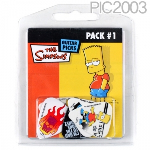 PIC2003 Simpsons 0.85mm Pack1 0.85mm