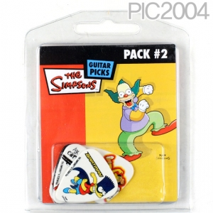 PIC2004 Simpsons 0.85mm Pack2 0.85mm