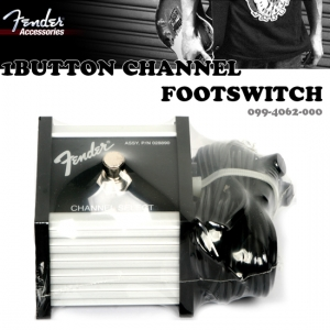 FootSwitch 1 BTN Channel 풋스위치(099-4052-000)