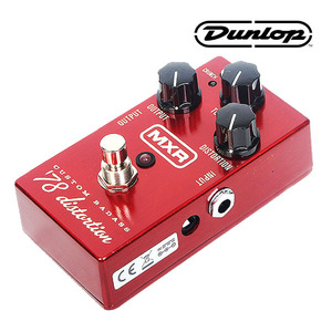 M78 Custom Badass78 Distortion Dunlop MXR시리즈