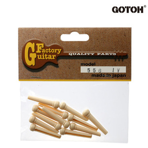 BRIDGE PIN IVORY 12 pcs Set IVORY 브릿지핀