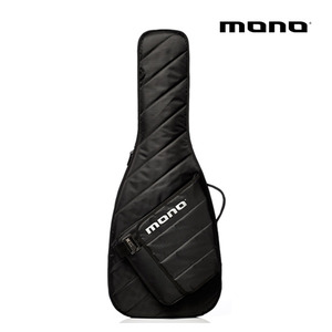 M80 Guitar Sleeve -Jet Black Bass Case (M80-SEB-BLK)모노 베이스기타 케이스