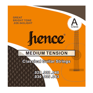 Hence Standard Classical String 클래식기타 현세트