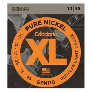 EPN110 Pure NickelRegular Light 010-045 일렉기타줄