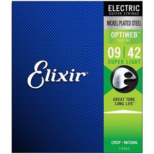 Elixir OPTIWEB SuperLight 009-042 일렉기타줄 19002