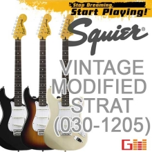 VINT MODIFIED Stratocaster (030-1205)