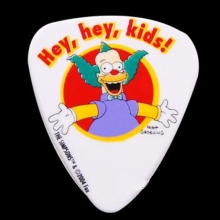 PIC2025-4 Simpsons 0.85mm Pick-#04 Hey Hey kids