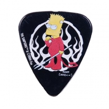 PIC2025-3 Simpsons 0.85mm Pick-#03 Devil Bart