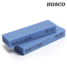 HOSCO 플랫 샌딩공구 악기공구 Fret Polishing Rubber 180 Grit Blue 2P Set (FPR180)