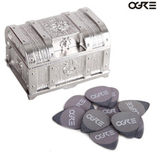 Ogre Chest Silver Pick Set 피크케이스+피크10